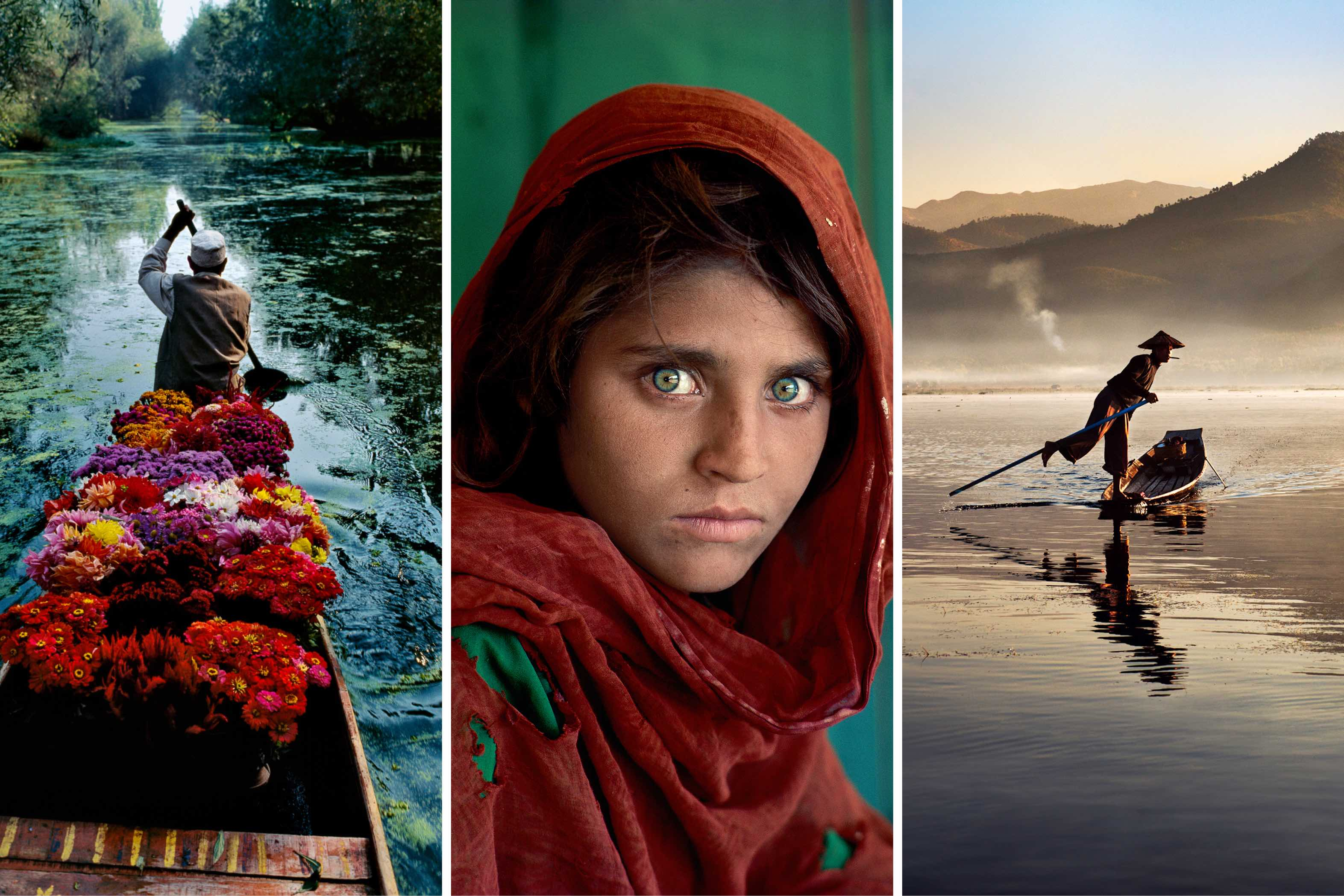 Remportez vos tickets pour l'exposition The World of Steve McCurry