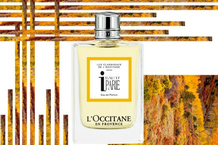 photo parfum eau d'iparie occitane