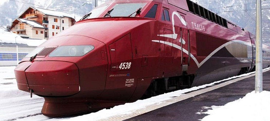 photo thalys snow