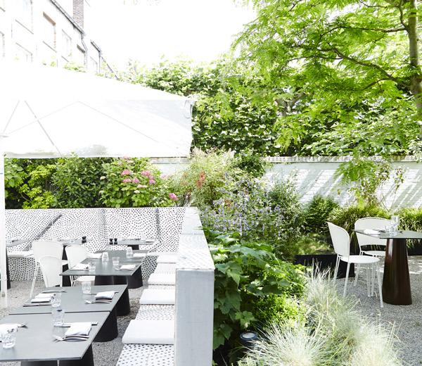 De beste belgische restaurants met terras life magazine - Overdekt terras voor restaurant ...
