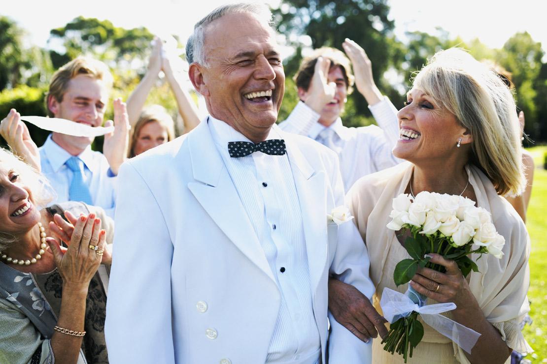 Laat trouwen, hertrouwen… Een nieuwe ring?