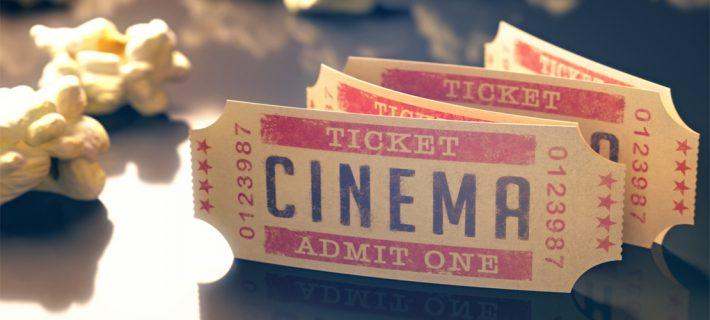 Foto bioscoop
