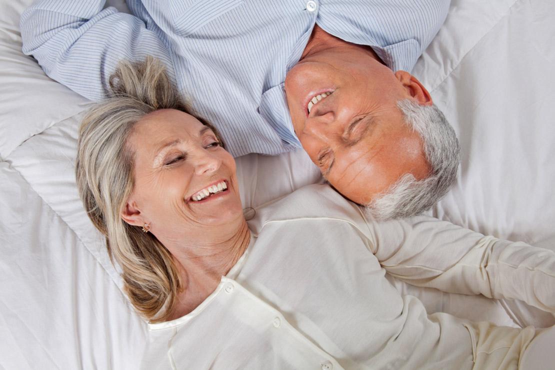 Une sexualité heureuse après 50 ans (et tout au long de sa vie) !