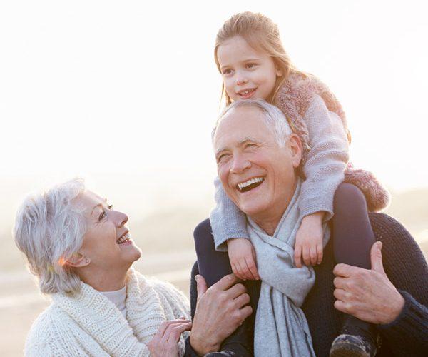 rôle grands-parents