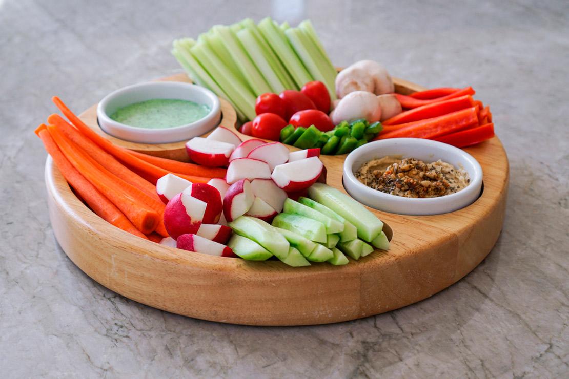 astuces pour faire aimer les légumes à ses petits-enfants