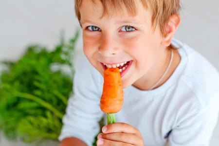 comment faire aimer les légumes à ses petits-enfants, nos trucs et astuces