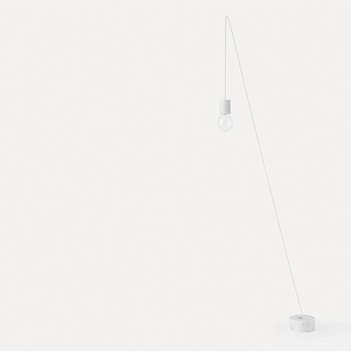 photo lampadaire en marbre