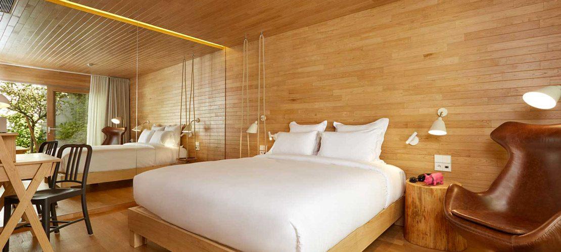 photo cabane Hotel Montparnasse