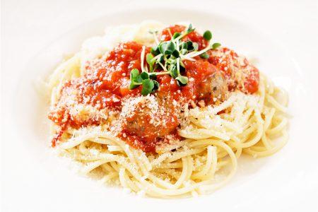 Photo boulette sauce tomate