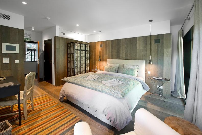 Photo chambre confort - Fabrique du Pré Maho