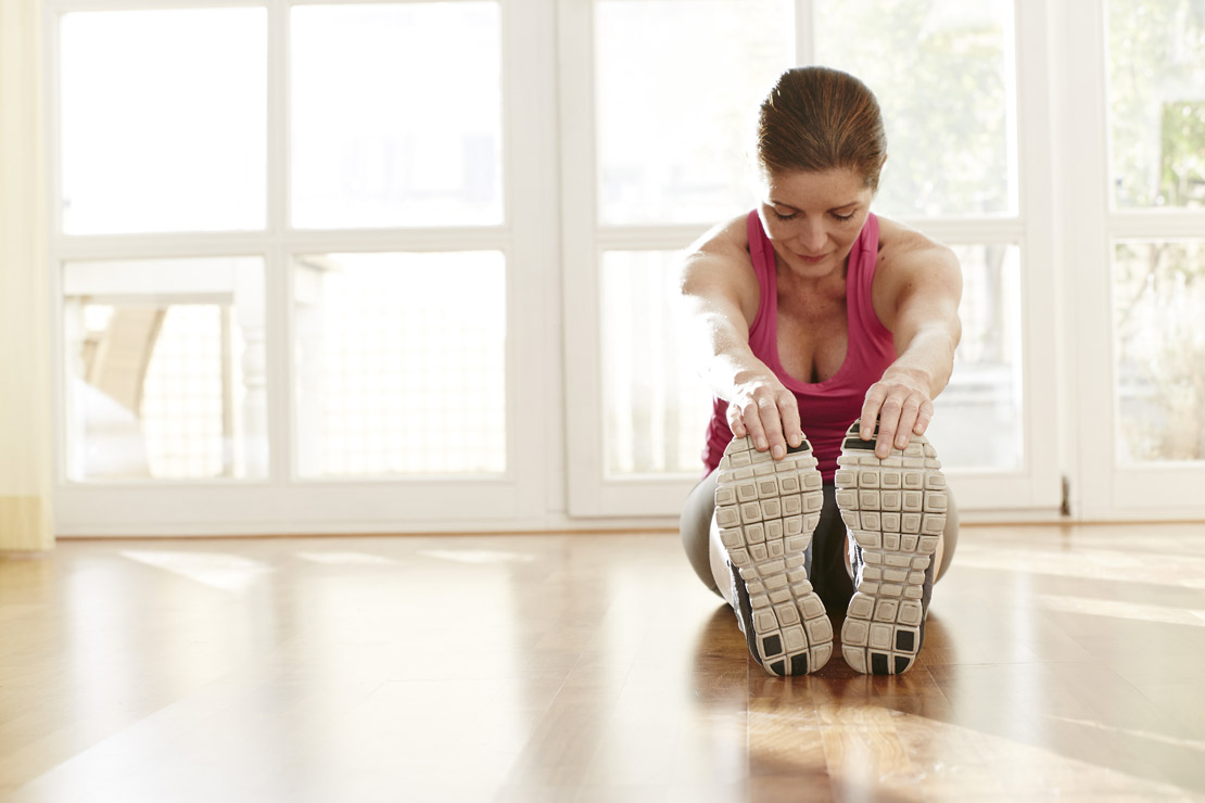 photo exercise jambes lourdes