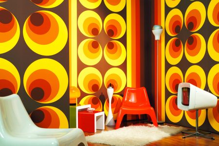 photo deco seventies