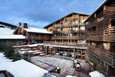 megeve escapade gastronomie ski