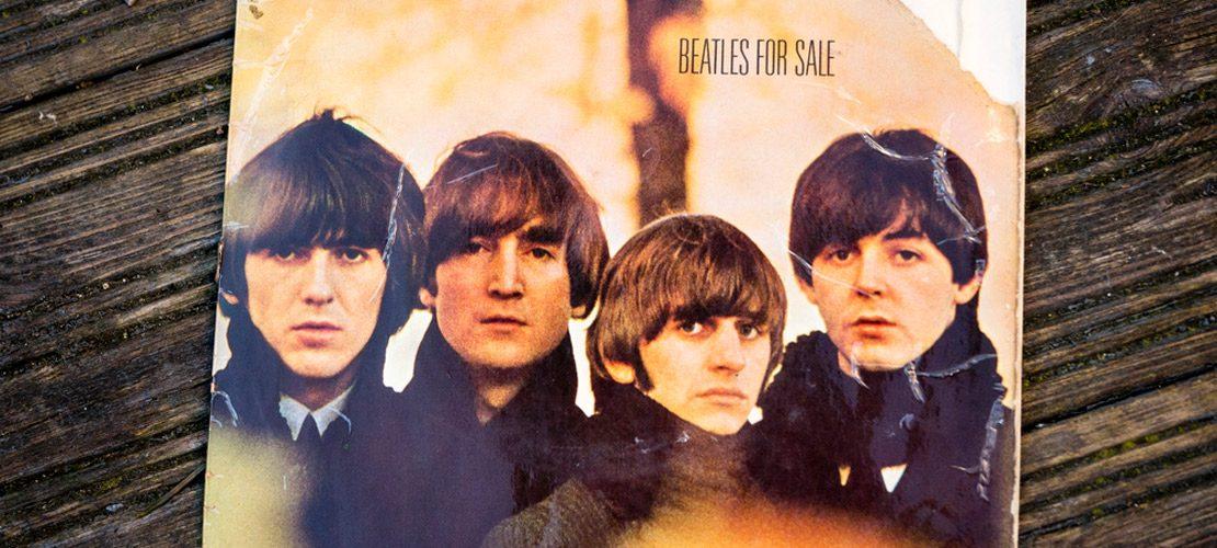 chanson années 60 Beattles