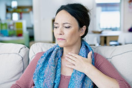 problème thyroïde symptomes