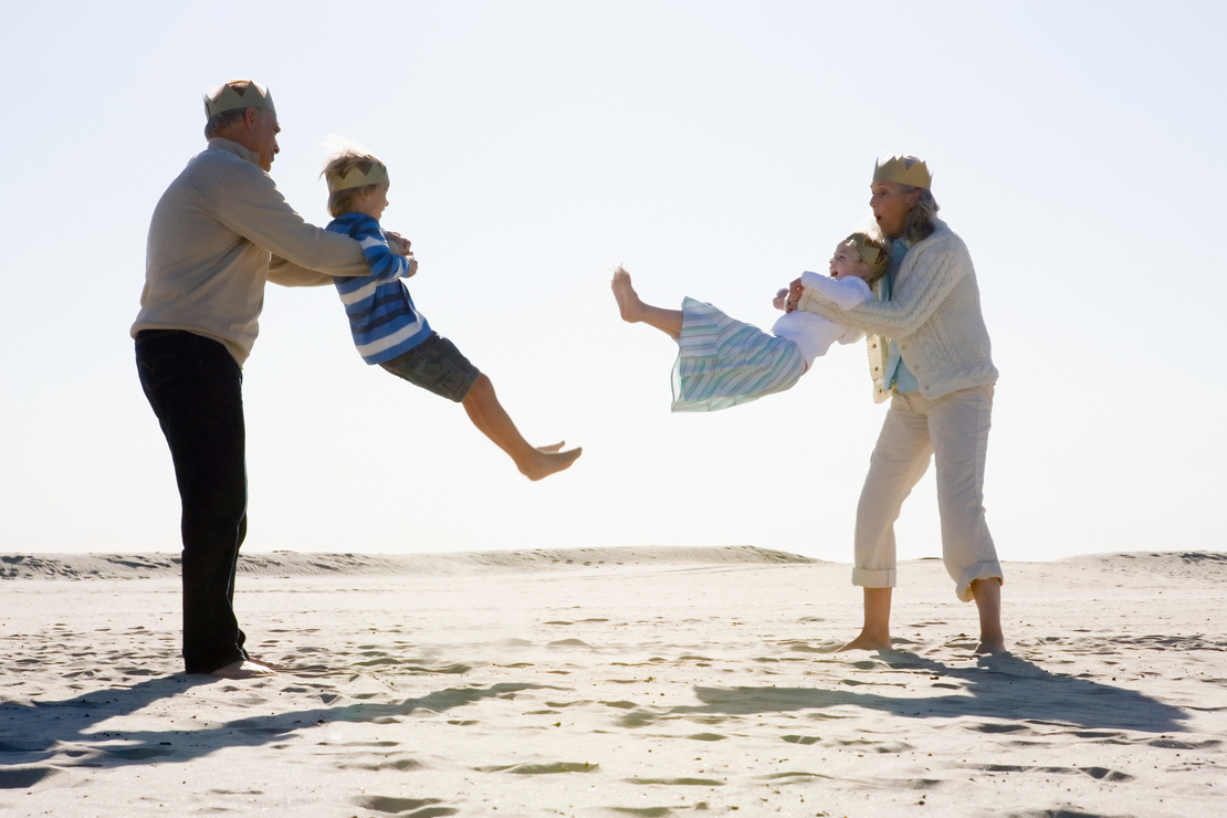 Pourquoi les grands-parents qui gardent leurs petits-enfants vivent-ils plus longtemps ?