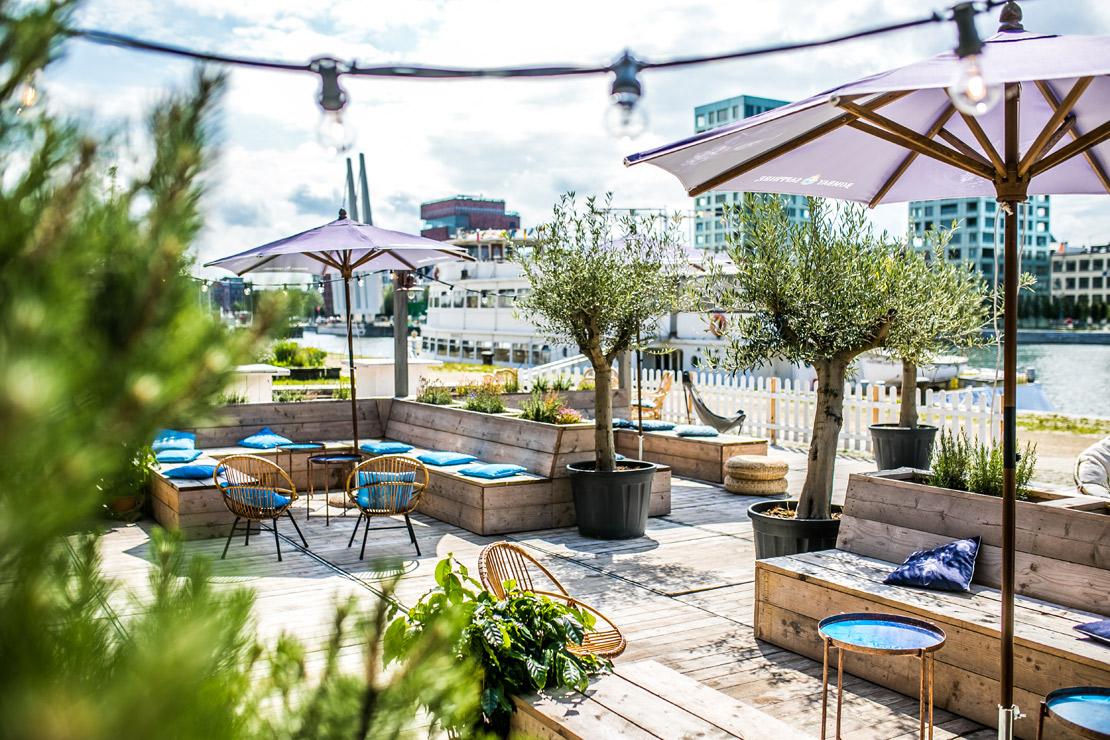 Les plus belles terrasses de Bruxelles et ses environs