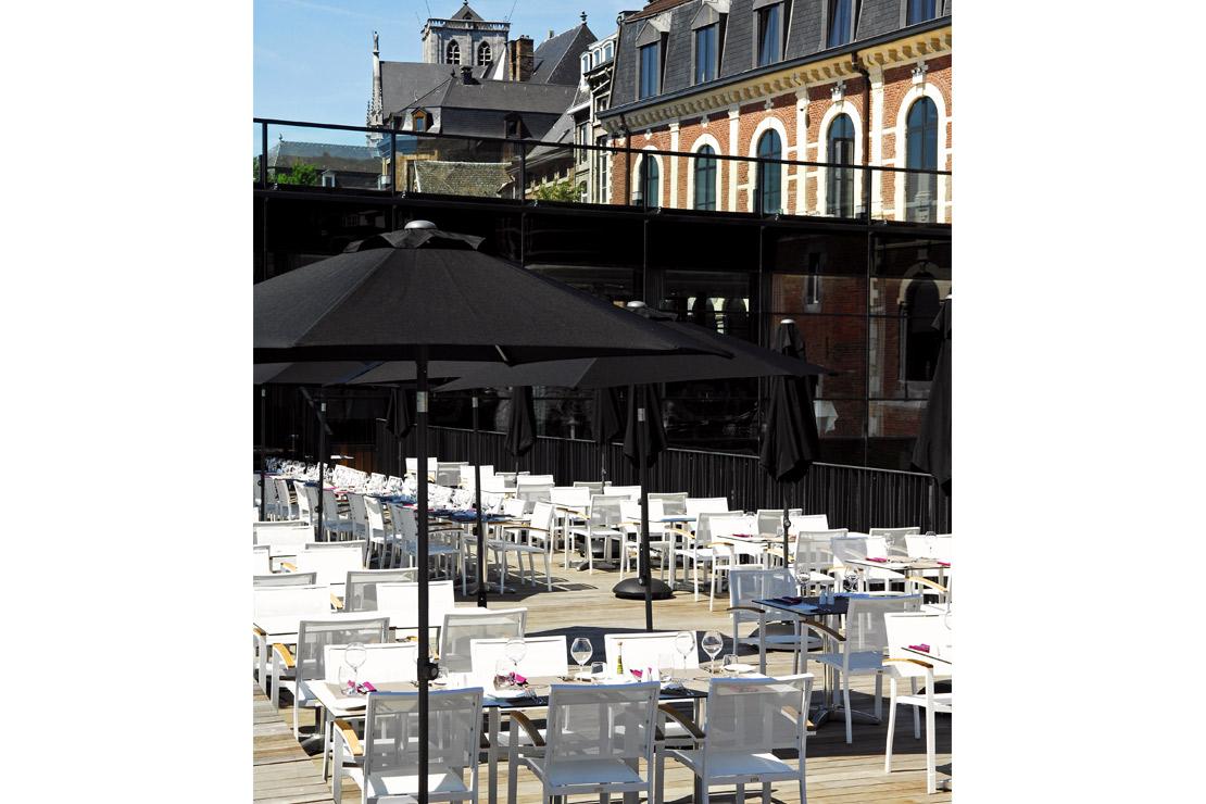 terrasse Bruxelles
