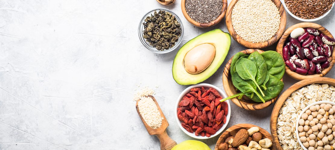 super-aliments 50 ans