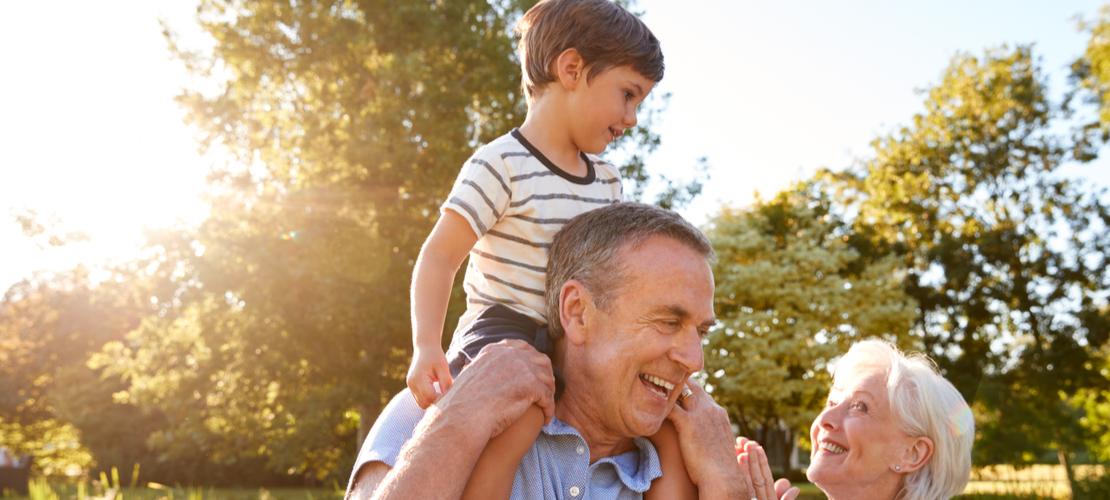 rôle des grands parents