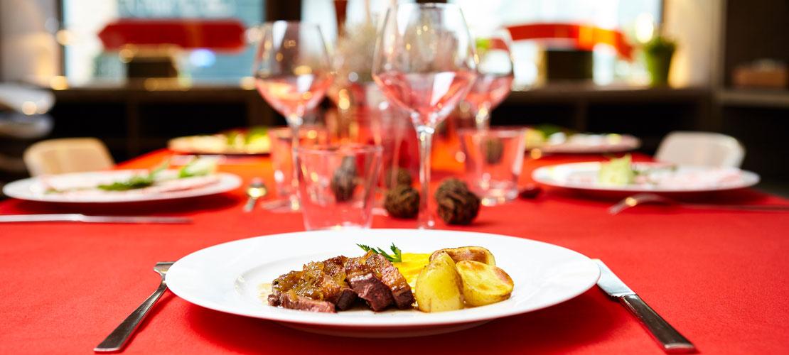 cuisine de Flore