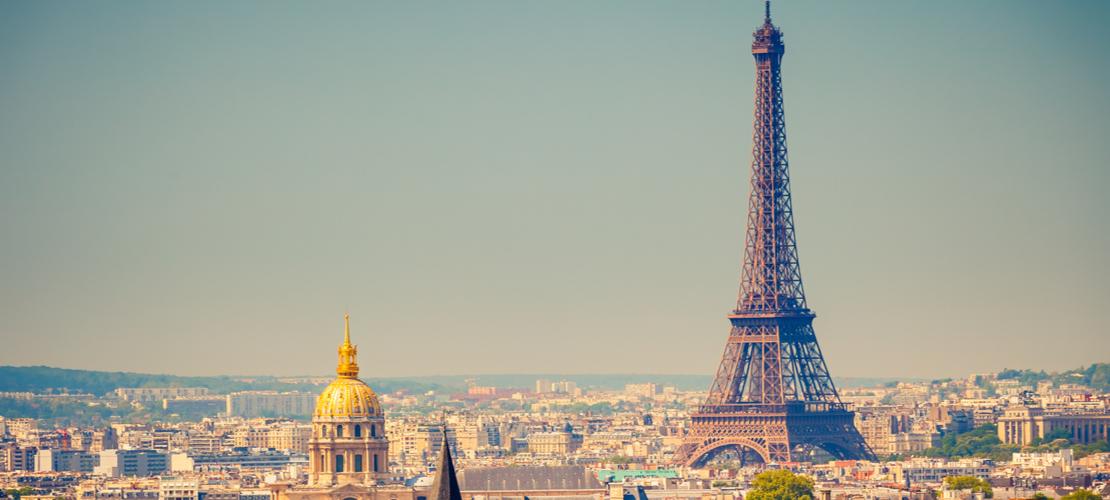 escapade romantique à paris