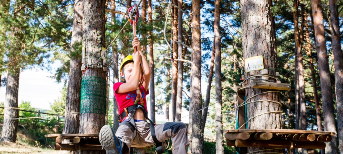 Remportez vos places pour aller en famille au parc Forestia!