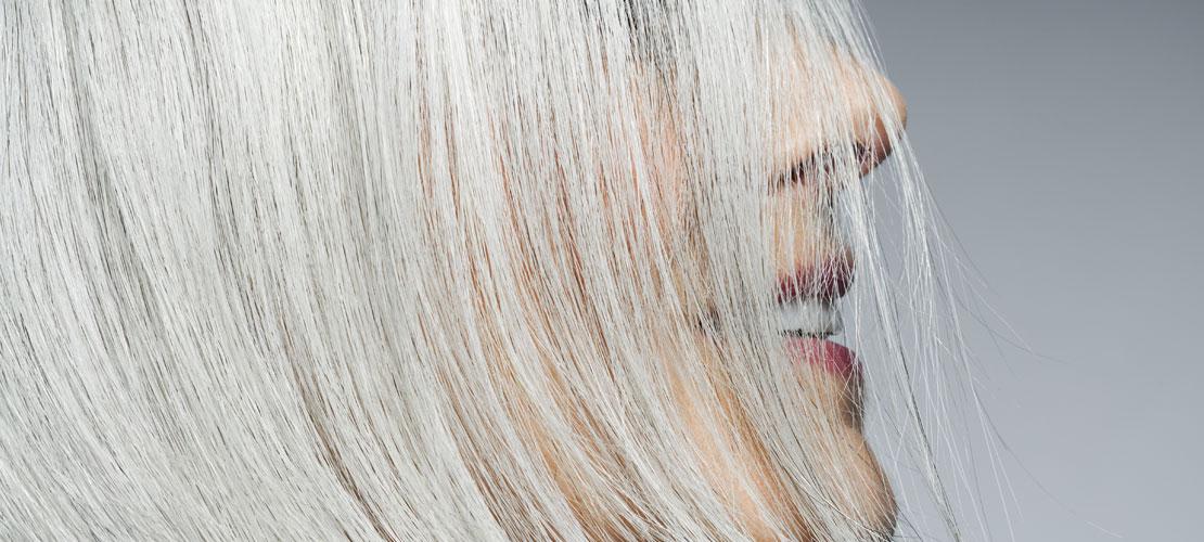 arracher les cheveux blancs