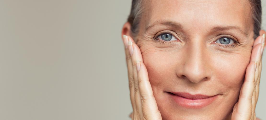 acné à 50 ans