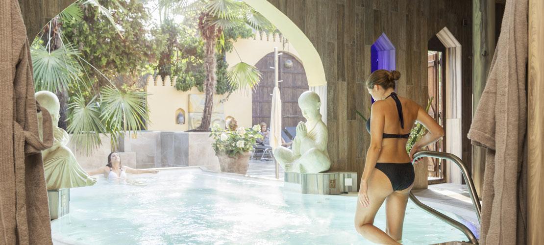 Gagnez une cure Oriental Relax chez Thermae Grimbergen
