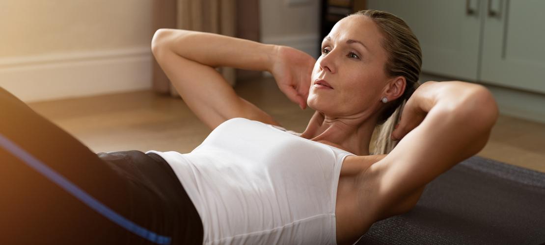 musculation à 50 ans
