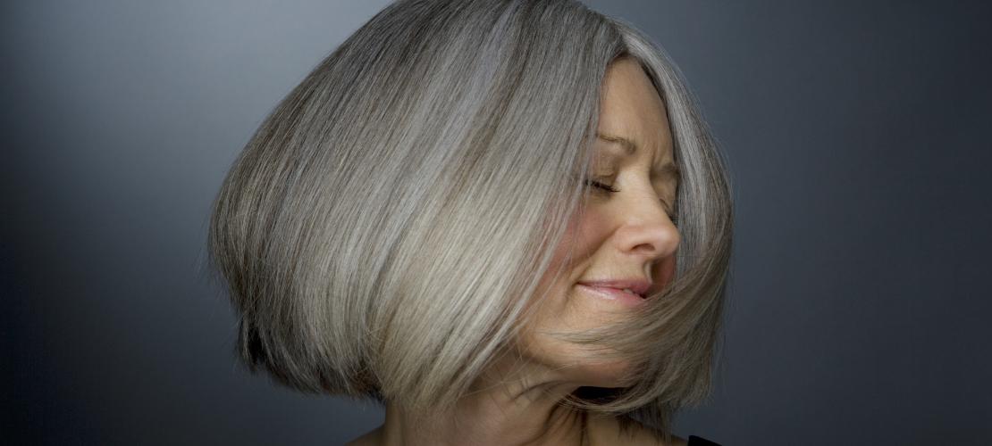 camoufler ses cheveux gris