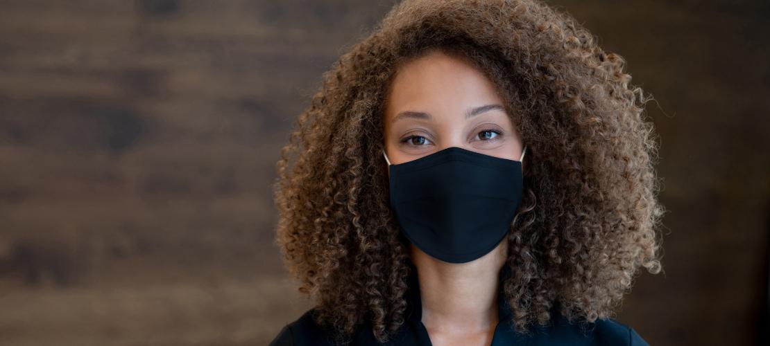 masques à la mode