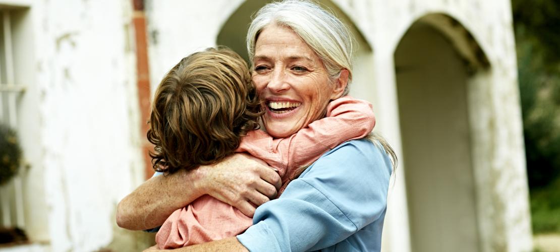 rôle grand parent