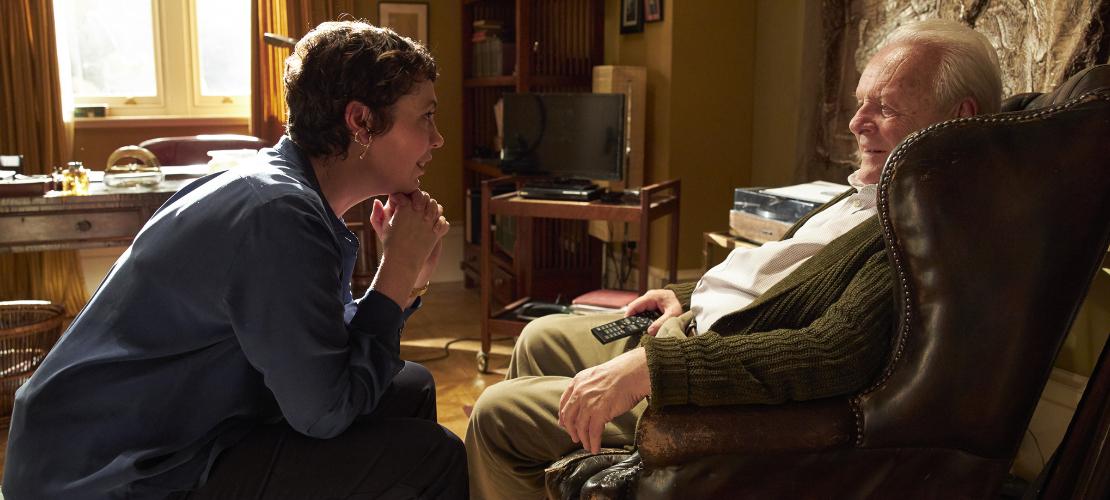 """Gagnez vos tickets de cinéma pour """"The Father"""" avec Anthony Hopkins !"""