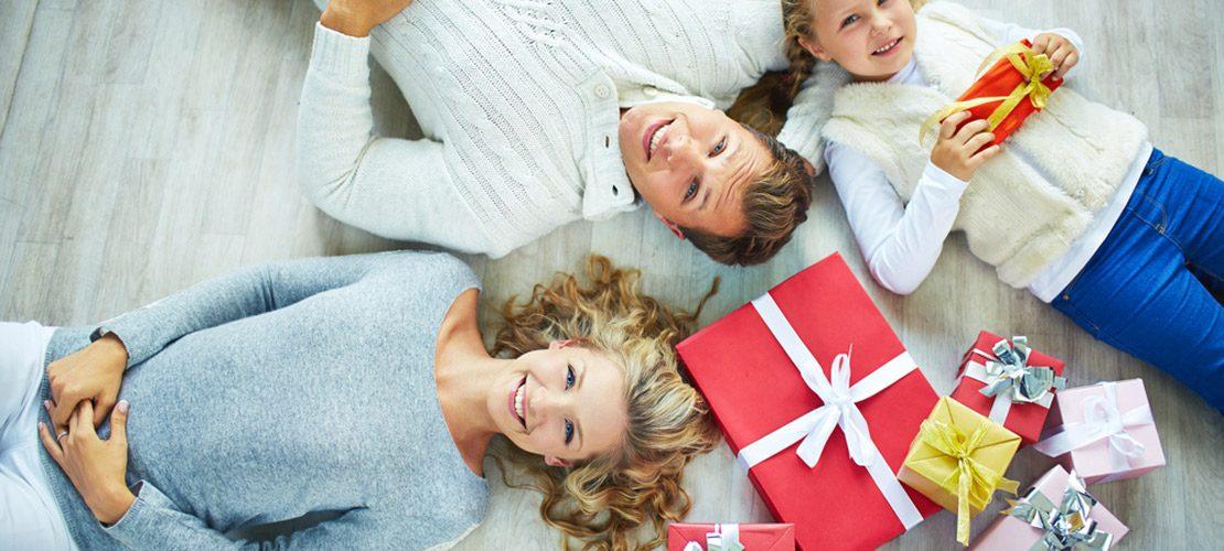 cadeautjes geven