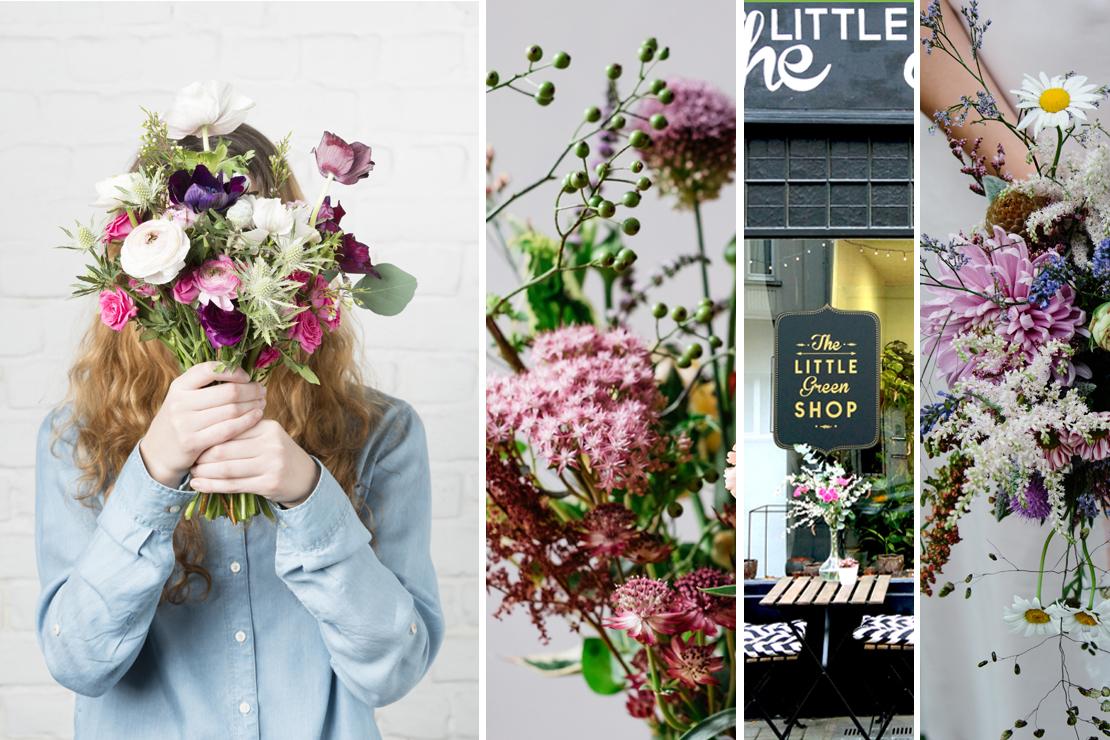 De 6 mooiste bloemenwinkels om de donkere dagen op te fleuren