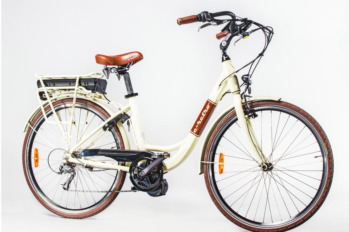 foto fiets elektrische