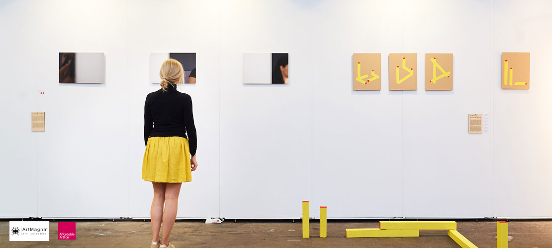 "Win je ticket voor ""Affordable Art Fair Brussels"" !"