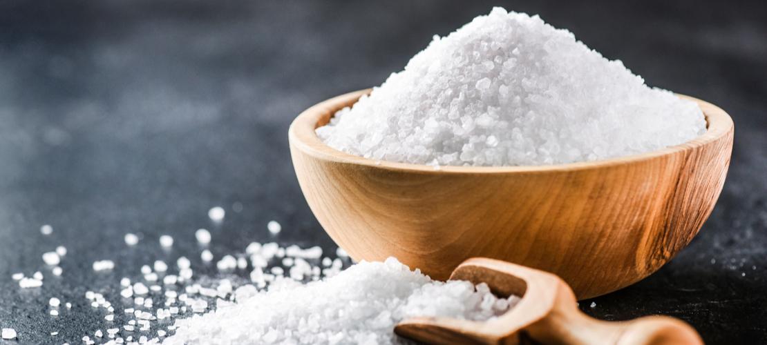 Van zout word je dik (en andere fabeltjes over zout)