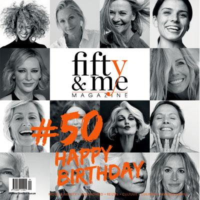 Fifty & Me MAGAZINE