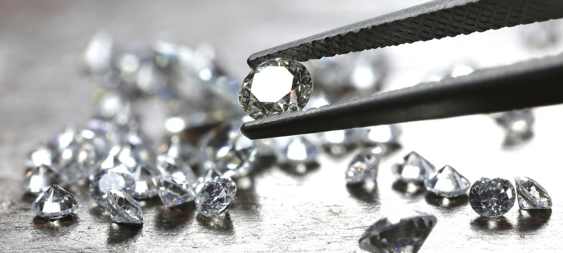 investeren in diamant