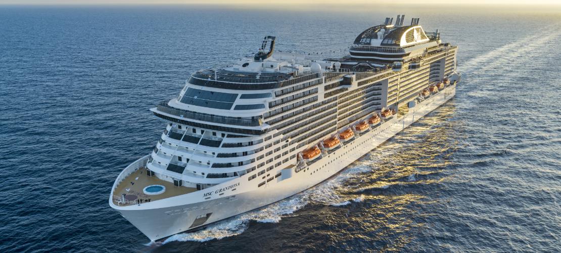 MSC Cruises lanceert het strengste gezondheids- en veiligheidsprotocol