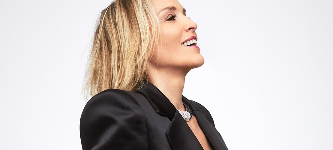"""Actrice Sharon Stone: """"Eindelijk worden vrouwen van alle proporties geassocieerd met schoonheid"""""""