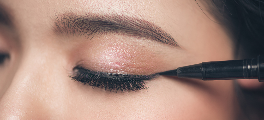 trucje eyeliner