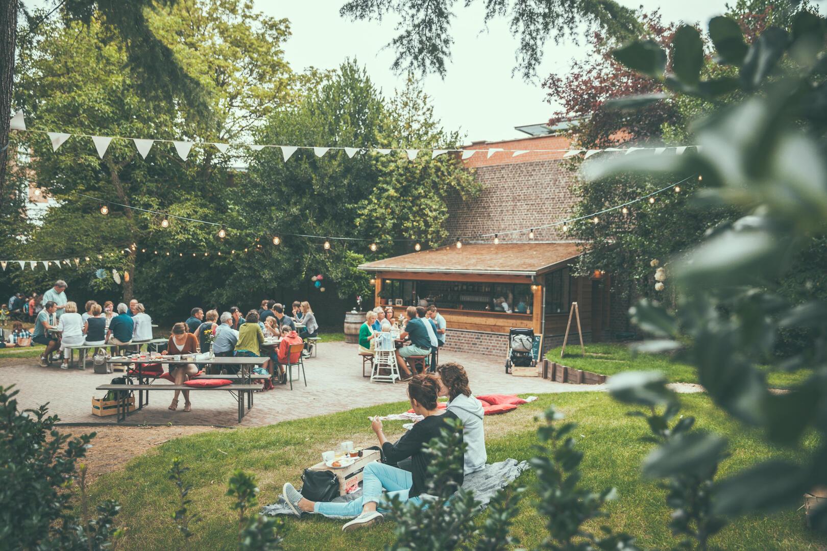 terrassen in gent