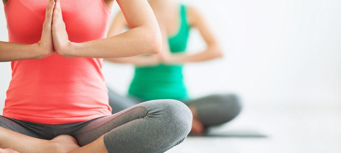 hormonale yoga oefeningen