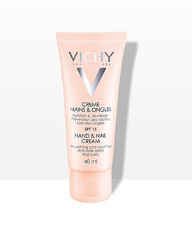 Vichy Hand- en Nagelcrème SPF 15 - 6,50 €