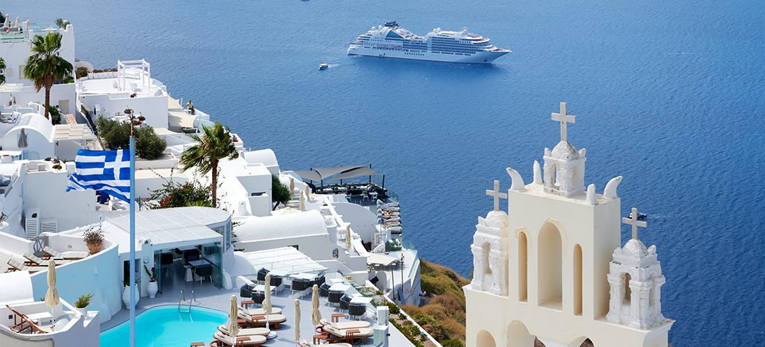 nazomer griekenland