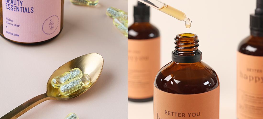 Schoonheid komt van binnenuit: supplementen om je gezondheid en huid een boost te geven
